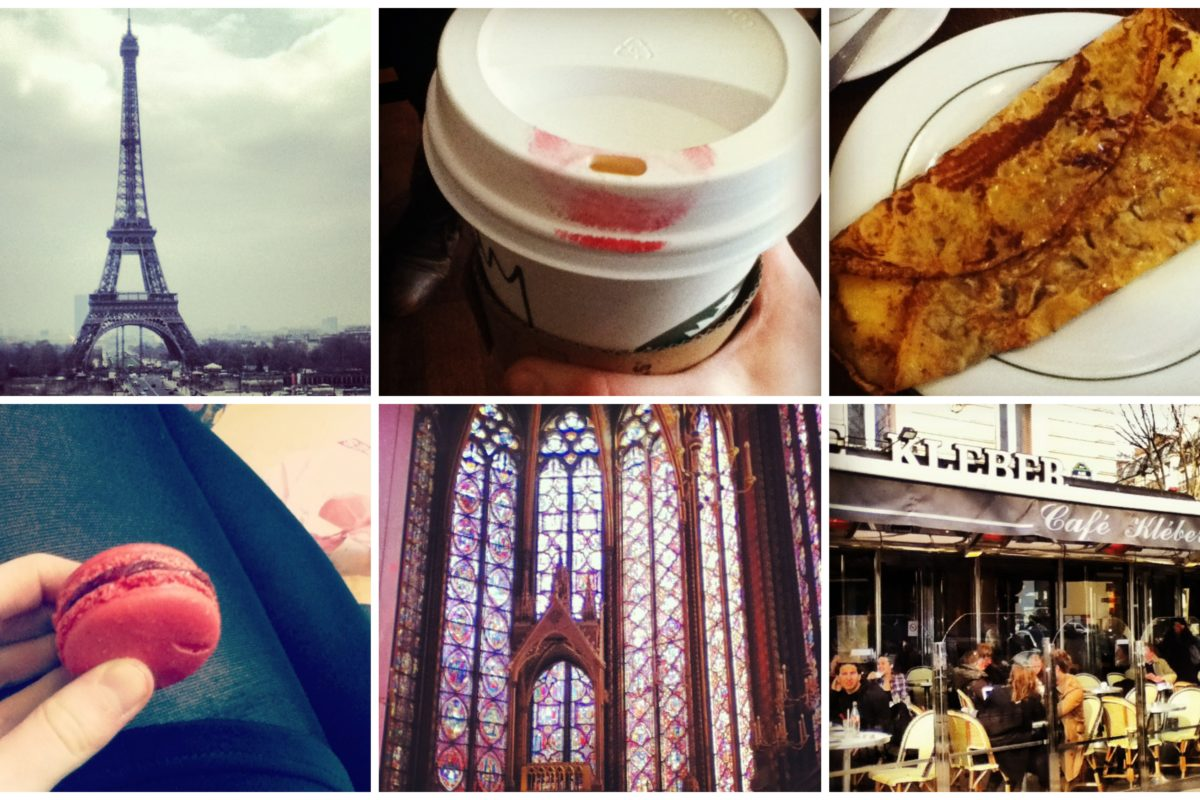 Sunday Snapshots: Paris Edition