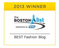 Boston's Best Fashion Blogger