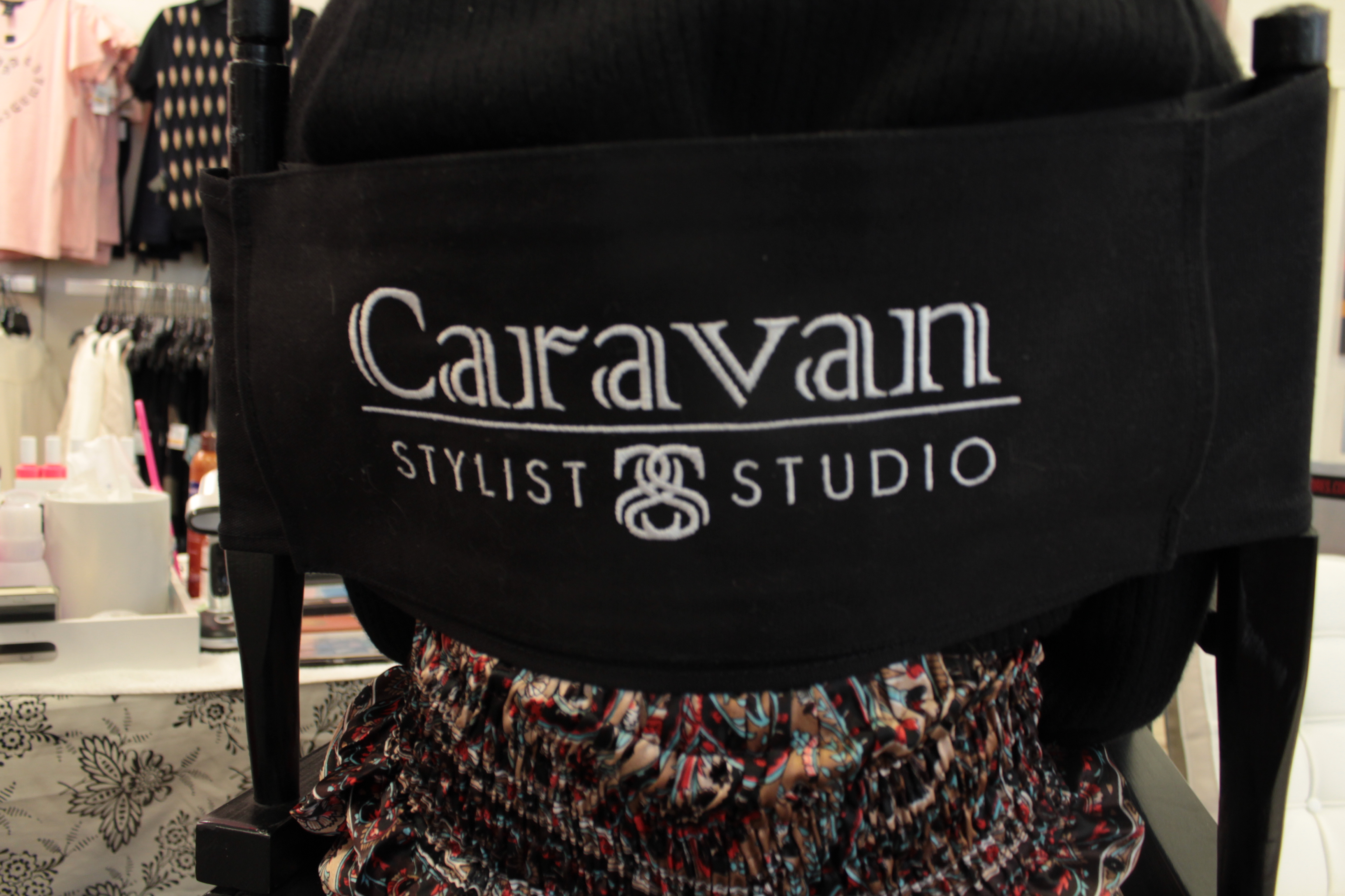 Hair & Makeup with Caravan