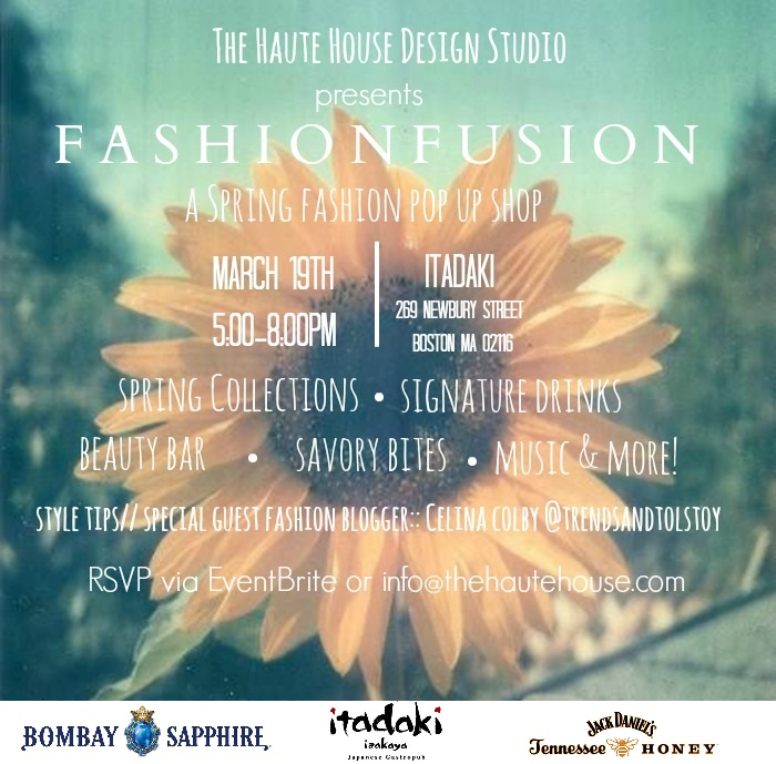 Fashion Fusion Spring Popup