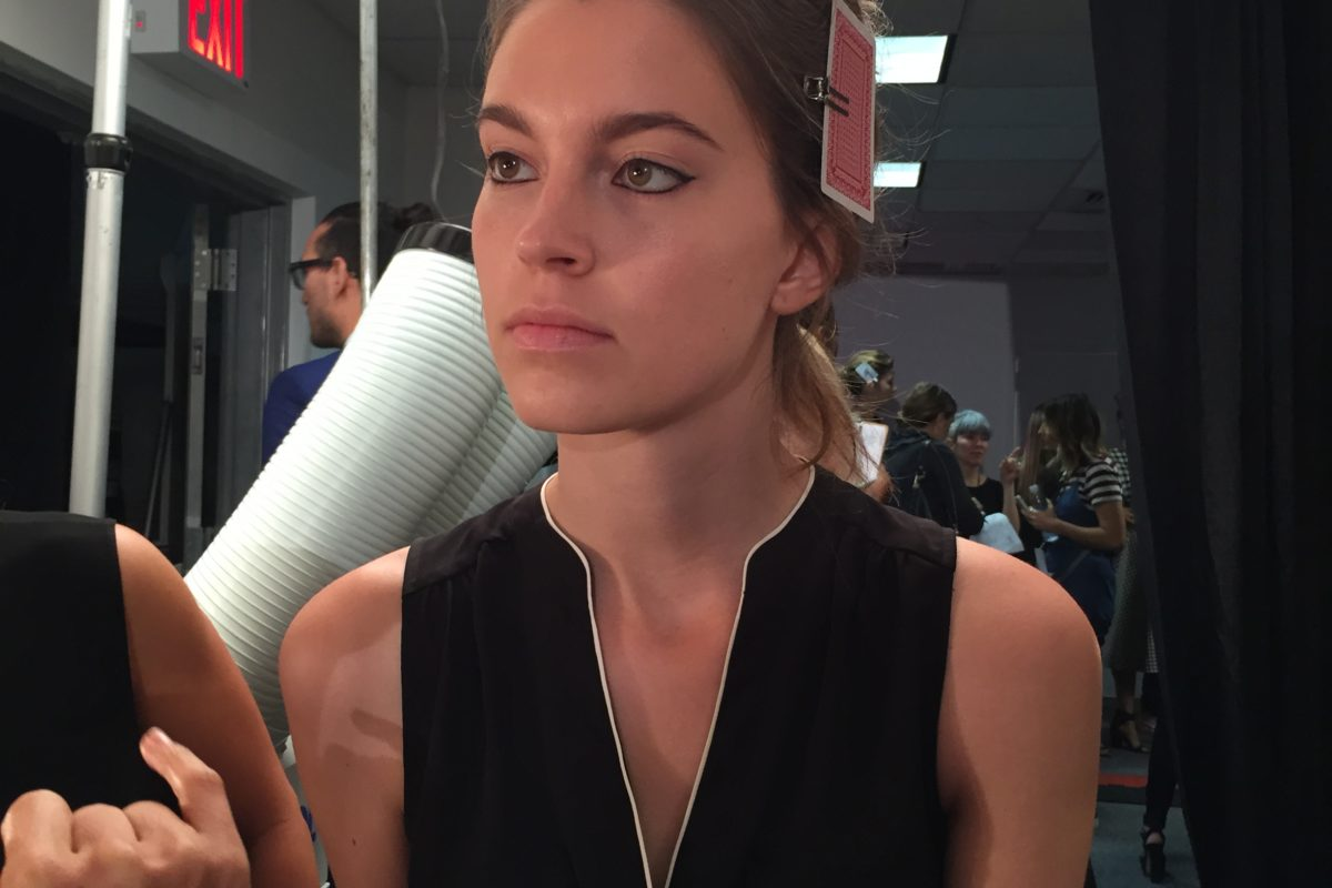 Backstage Beauty: Lela Rose