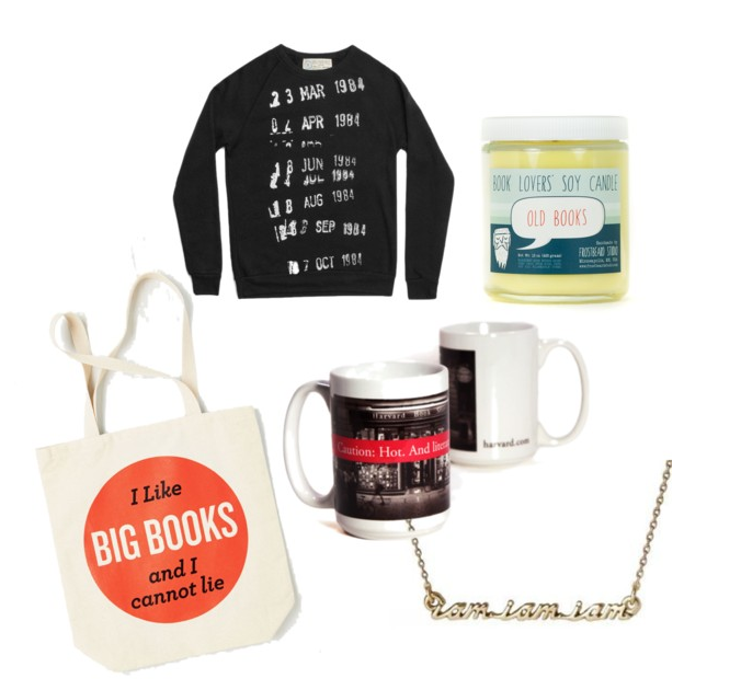 Gift Guide: Booklover