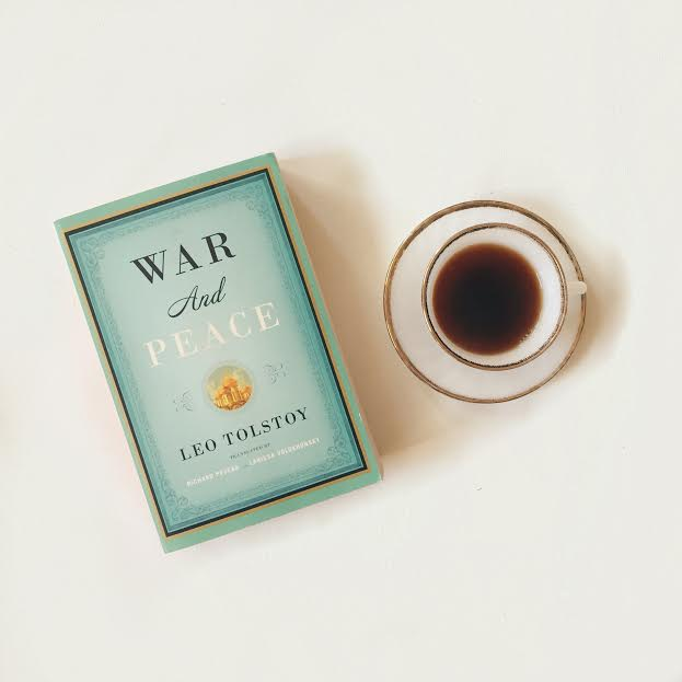 What I'm Reading: War and Peace