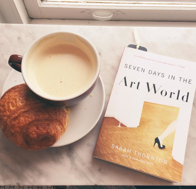What I'm Reading: Seven Days in the Art World