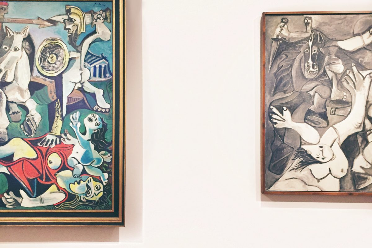 Art Review: Pairing Picasso