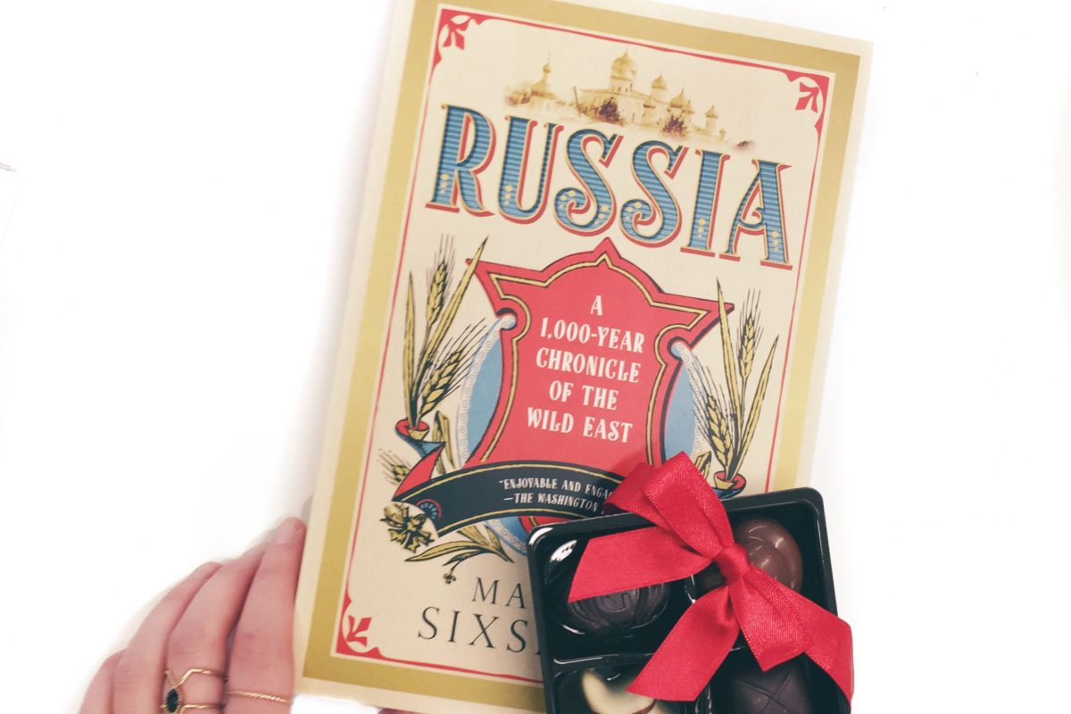 What I'm Reading: Russia