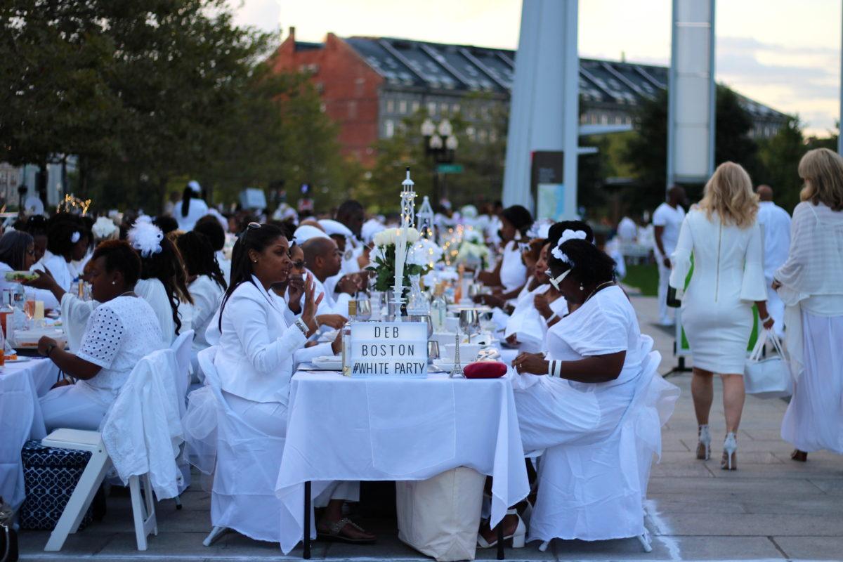 Diner en Blanc 2017