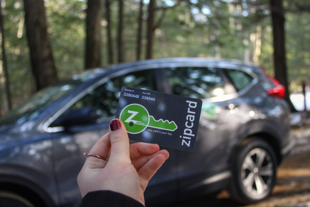 A Road Trip with Zipcar